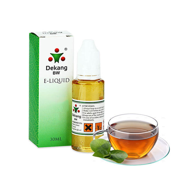 Black Tea E-Liquid by Dekang - 30ml