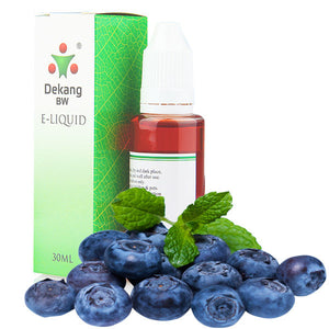 Blueberry E-Liquid for High Wattage by Dekang - 30ml