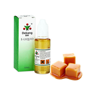 Caramel E-Liquid by Dekang - 30ml