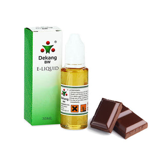 Chocolate E-Liquid by Dekang - 30ml