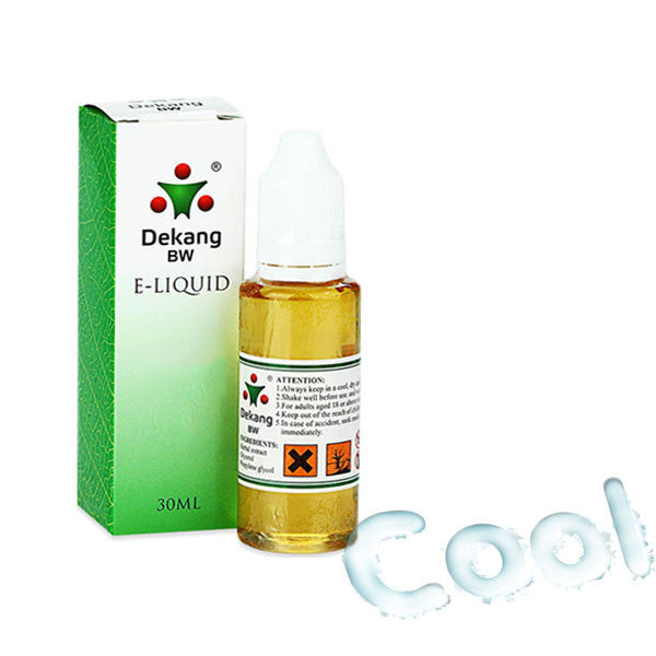 Cool E-Liquid by Dekang - 30ml