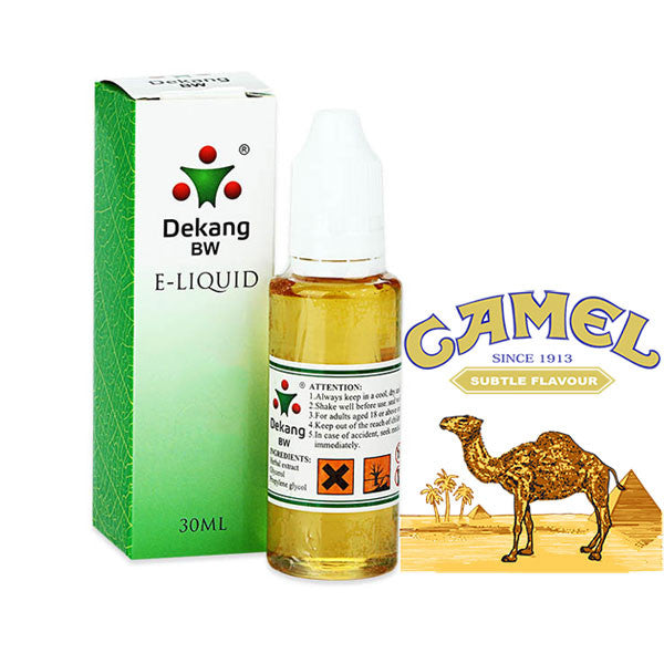 Desert/Camel E-Liquid by Dekang - 30ml