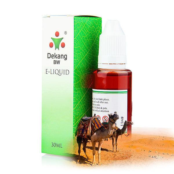 Desert E-Liquid for High Wattage by Dekang - 30ml