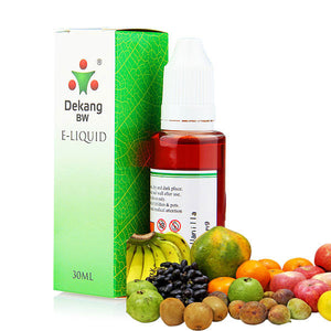 Fruit Combo E-Liquid for High Wattage by Dekang - 30ml