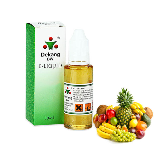 Fruit Mix E-Liquid by Dekang - 30ml