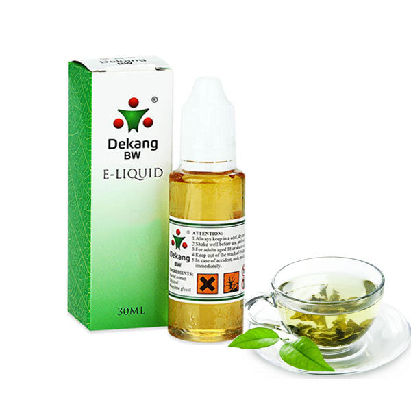 Green Tea E-Liquid by Dekang - 30ml
