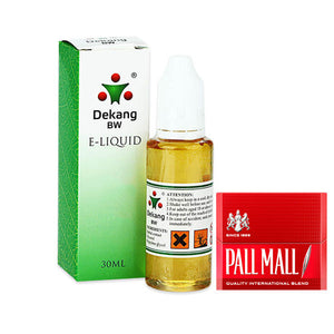 Mall Blend/Pall Mall E-Liquid by Dekang - 30ml