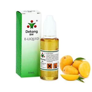 Mango E-Liquid by Dekang - 30ml