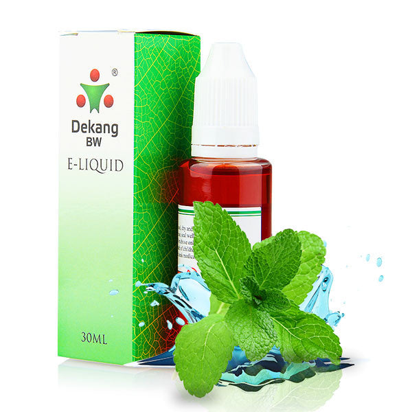 Menthol E-Liquid for High Wattage by Dekang - 30ml