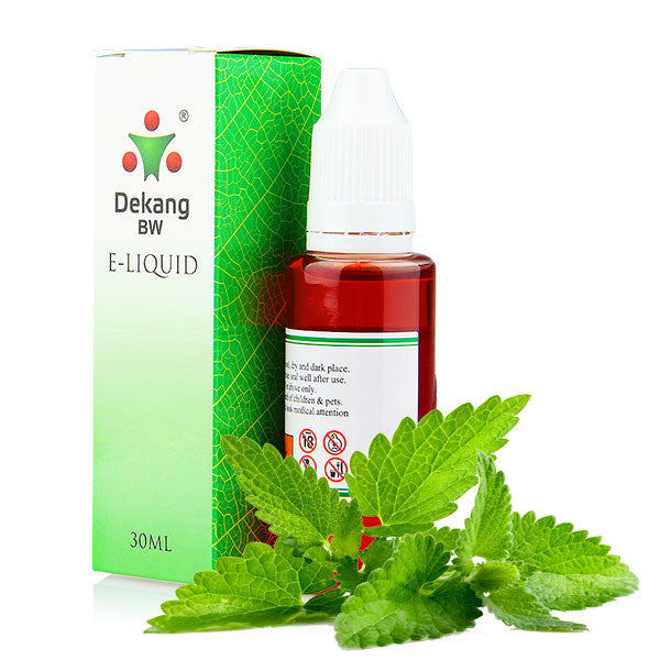 Mint E-Liquid for High Wattage by Dekang - 30ml