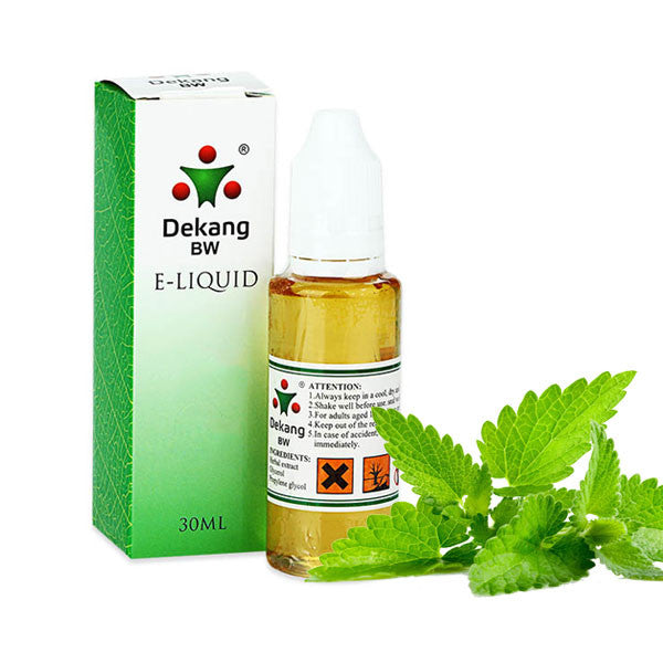 Mint E-Liquid by Dekang - 30ml