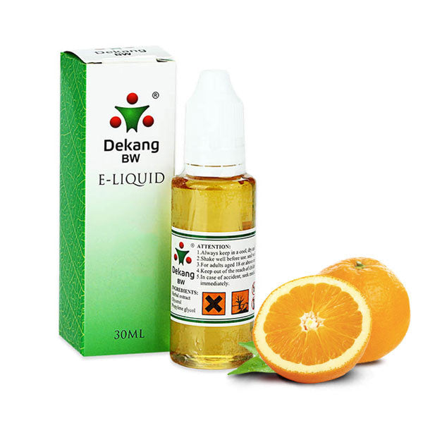 Orange E-Liquid by Dekang - 30ml