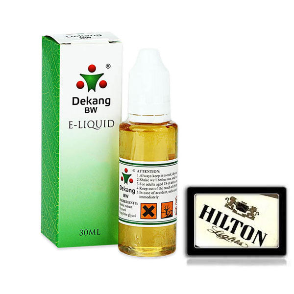 Paris Brand/Hilton E-Liquid by Dekang - 30ml