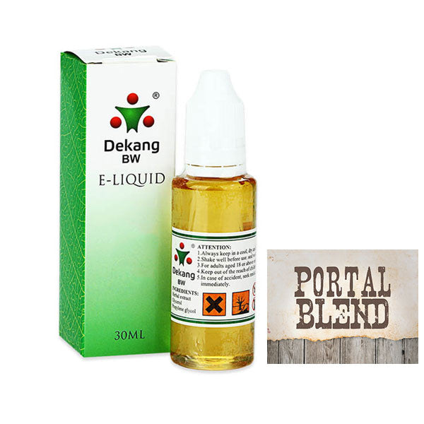 Portal Blend/Nport E-Liquid by Dekang - 30ml