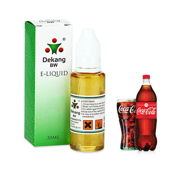 Red Cola E-Liquid by Dekang - 30ml