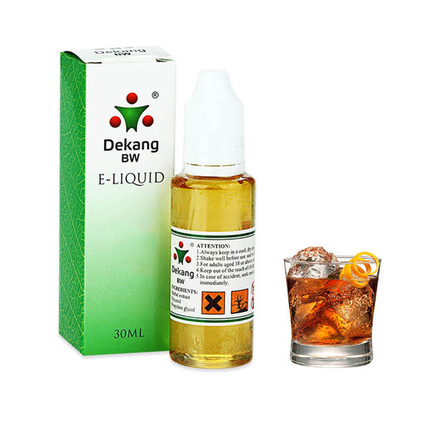 Rum E-Liquid by Dekang - 30ml