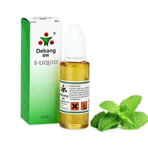 Spearmint E-Liquid by Dekang - 30ml
