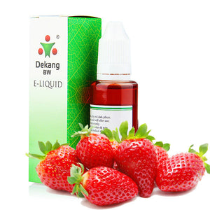 Strawberry E-Liquid for High Wattage by Dekang - 30ml