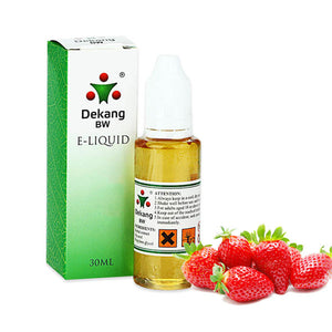 Strawberry E-Liquid by Dekang - 30ml