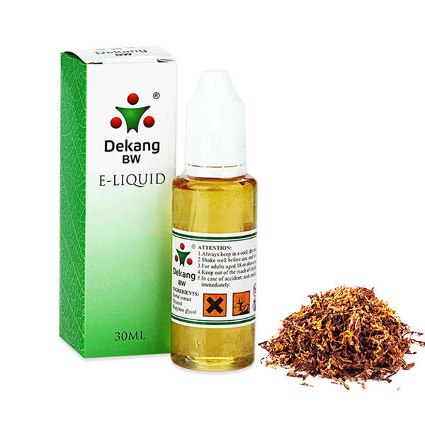 Tobacco E-Liquid by Dekang - 30ml