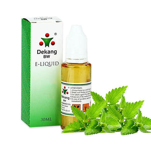 Triple Menthol E-Liquid by Dekang - 30ml
