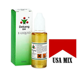 USA Mix E-Liquid by Dekang - 30ml