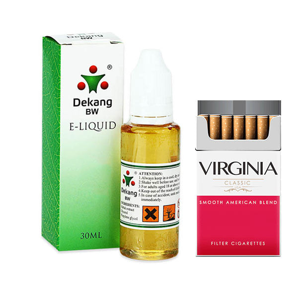 VA Blend/Virginia E-Liquid by Dekang - 30ml