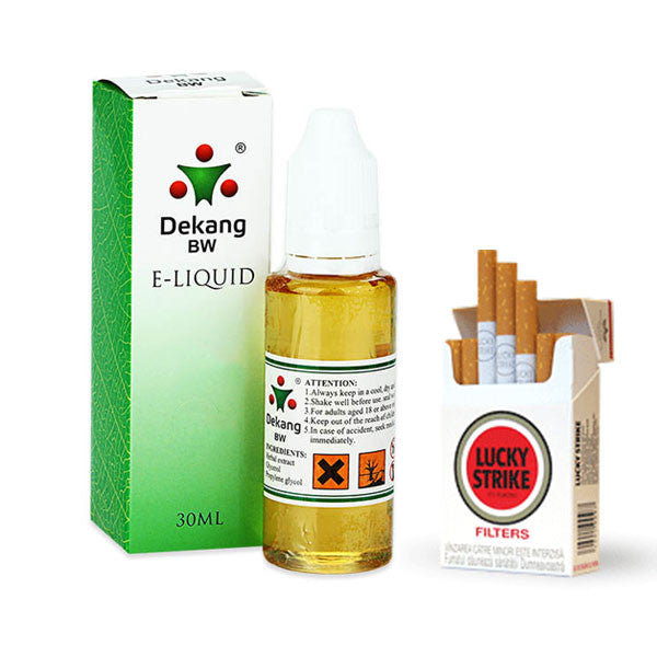 VegasBlend/LuckyStrike E-Liquid by Dekang - 30ml