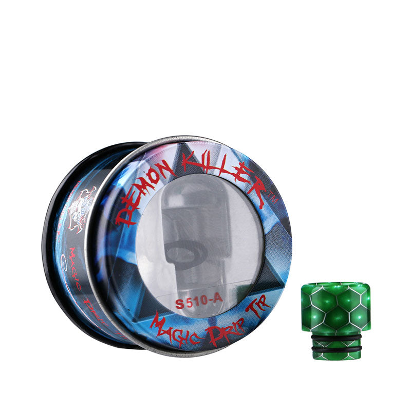 Demon Killer Cobra Resin 510 Drip Tip