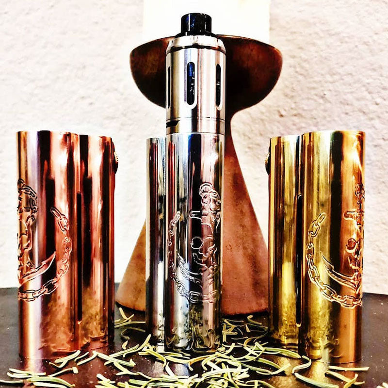 Squid Industries Double Barrel V3 Mod CNC Limited Edition