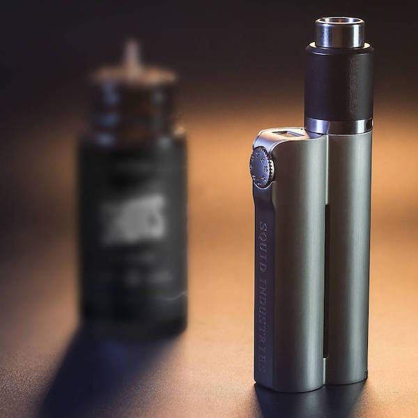 Squid Industries Double Barrel V2.1 150W Mod