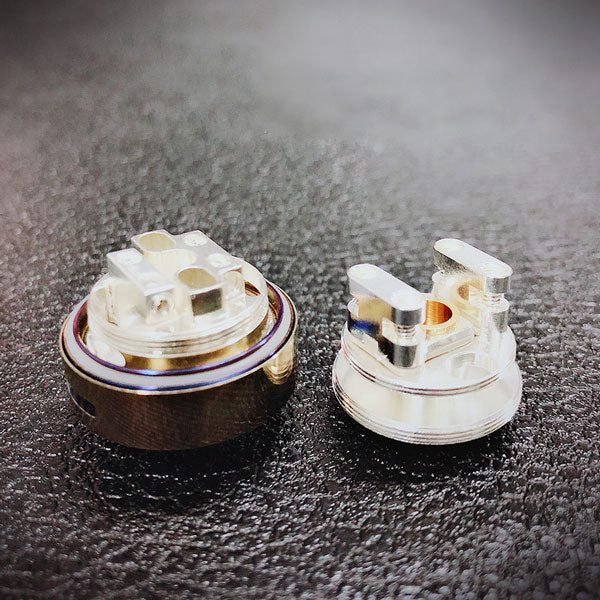 EUGENE Growl RTA 3.5ml with Interchangeable Deck