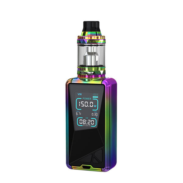 Eleaf Tessera 150W Mod with Ello TS Kit 3400mAh