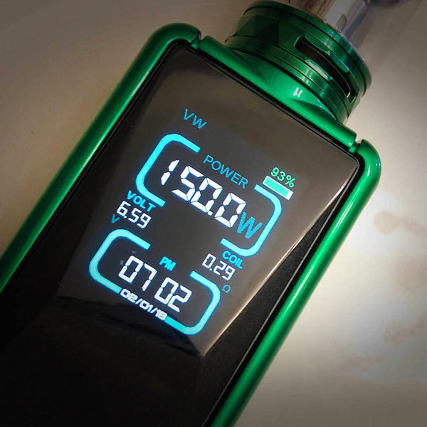 Eleaf_Tessera_150W_Mod_with_Ello_TS_Kit_3400mAh_Review