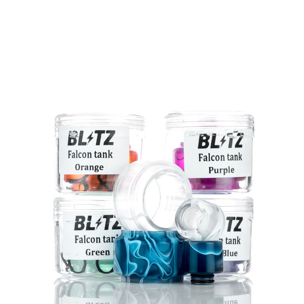 Falcon Tank Replacement Resin Tube by Blitz 7.0ml