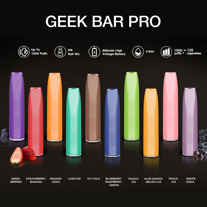 GEEK BAR Pro Disposable Kit
