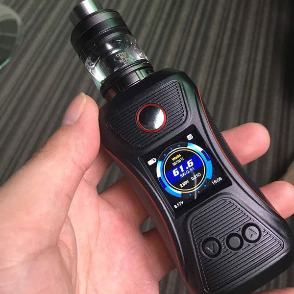 GTRS VBOY 200W TC Box Mod with YiHi SX500 Chip