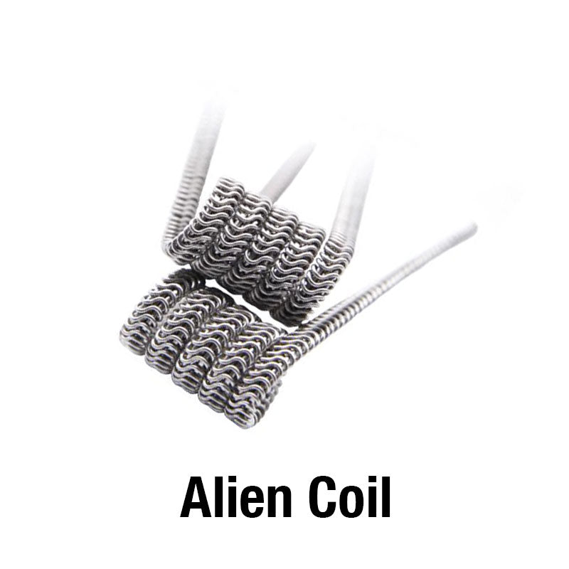 GeekVape 6 In 1 Coil Pack Alien Coil