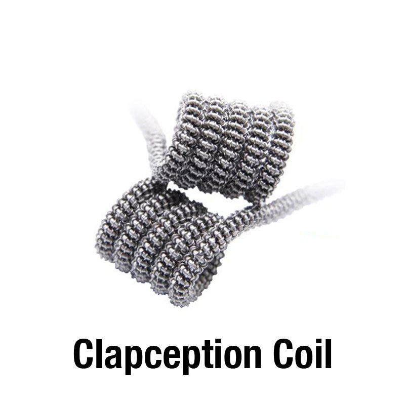 GeekVape 6 In 1 Coil Pack Clapception Coil