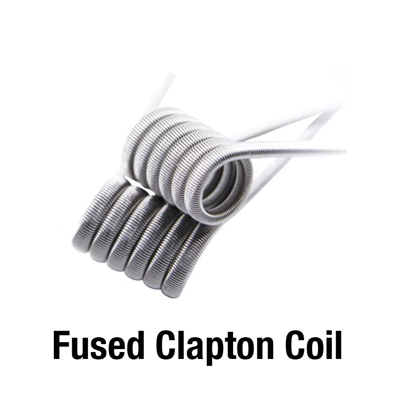 GeekVape 6 In 1 Coil Pack Fused Clapton Coil