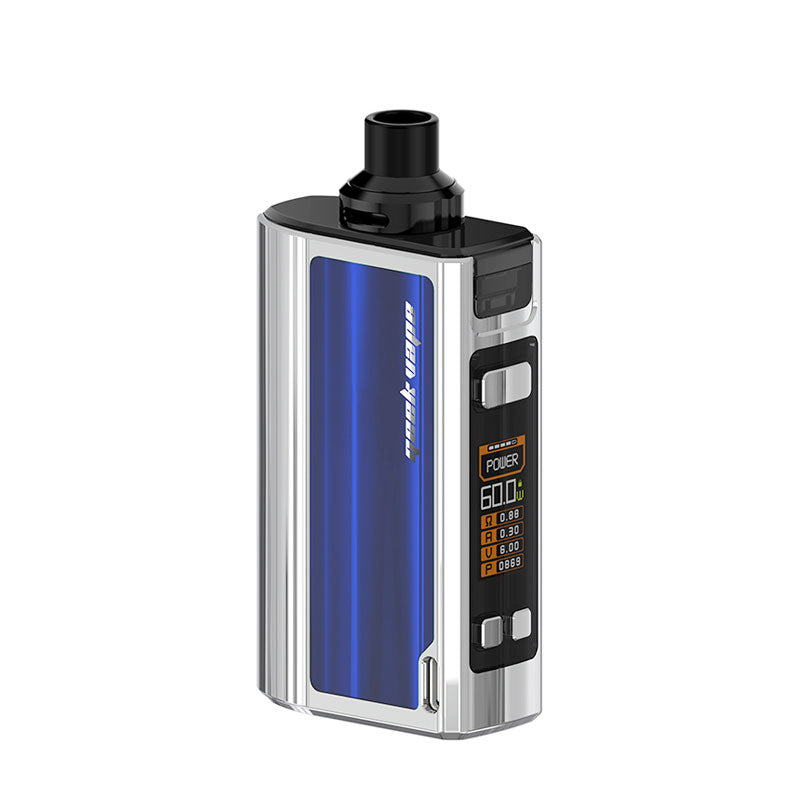 GeekVape Obelisk 60 Pod Kit Stainless Blue