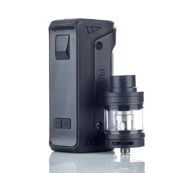 GeekVape_Aegis_100W_Mod_with_Shield_Tank_Kit_Black_Orange 6