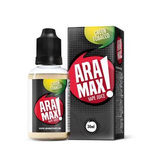 Green Tobacco - ARAMAX E-liquid - 30ml