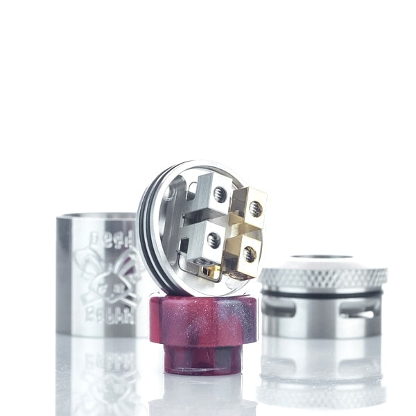 Hellvape_Dead_Rabbit_RDA_24mm_Postless_Silver 7