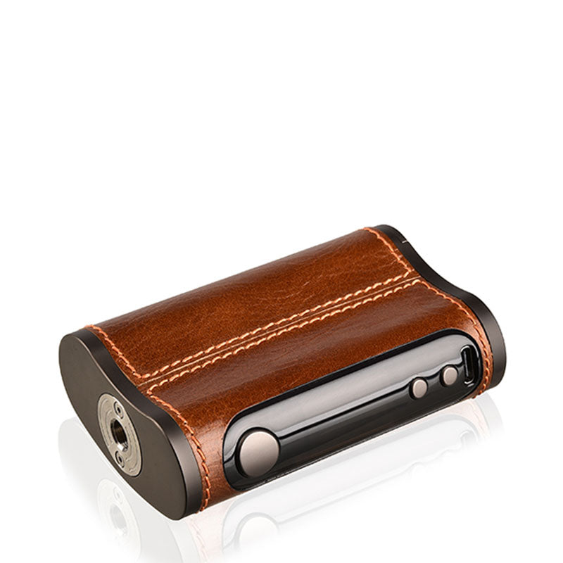 Hotcig RST Restart Box Mod Brown Back View