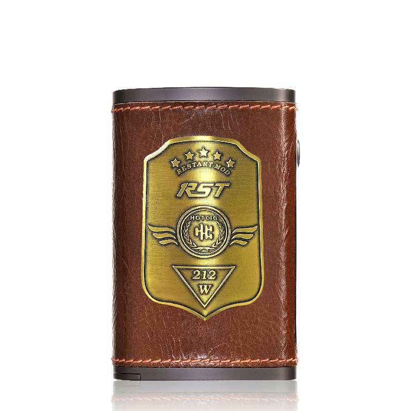 Hotcig RST Restart Box Mod Brown