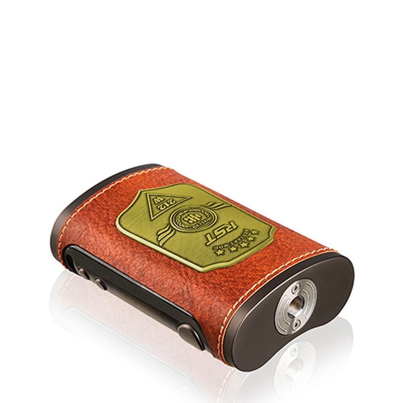 Hotcig RST Restart Box Mod Orange 510 Connection