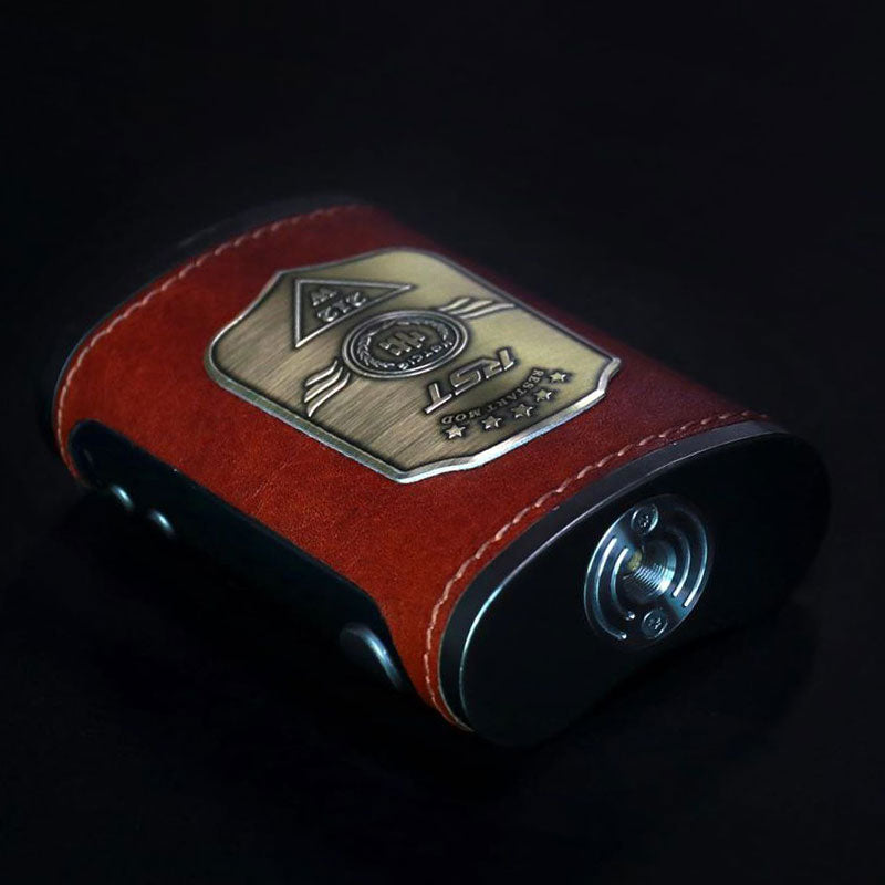 Hotcig RST Restart Box Mod Top View