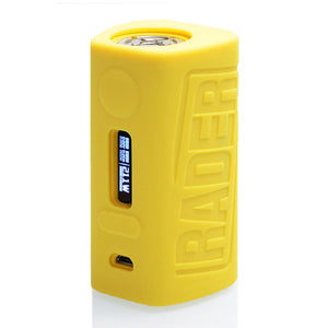 Hugo Vapor Boxer Rader 211W TC Box Mod Yellow