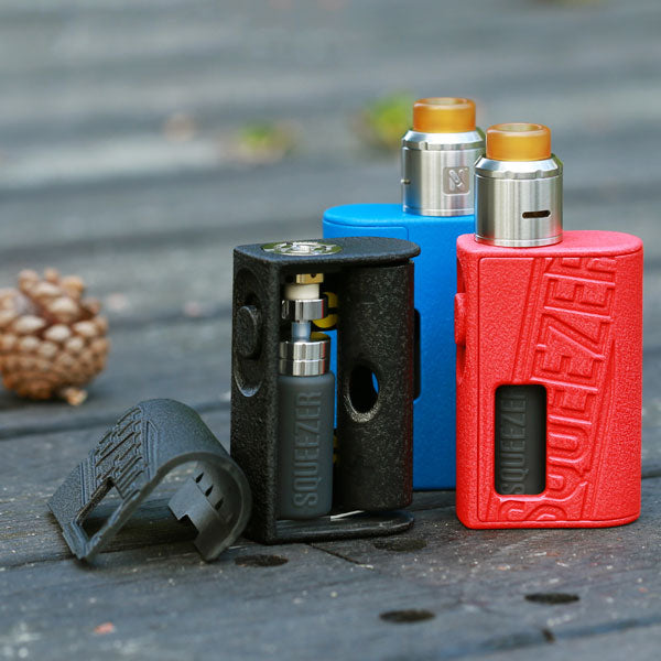 Hugo Vapor Squeezer BF Squonk Mech Mod with N RDA Kit
